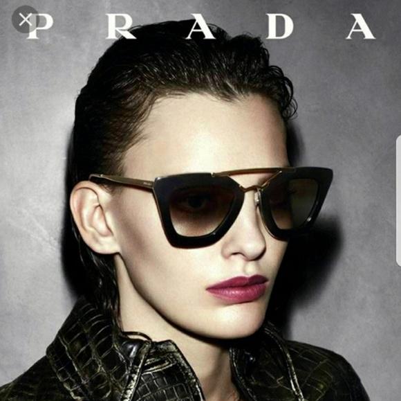 0a532a91e8af0 Authentic Prada Sunglasses. M 5a88905f3b160854a004c33c